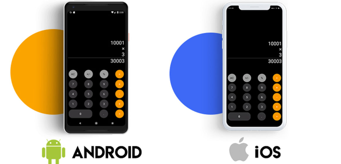 How to build iPhone Calculator using Flutter