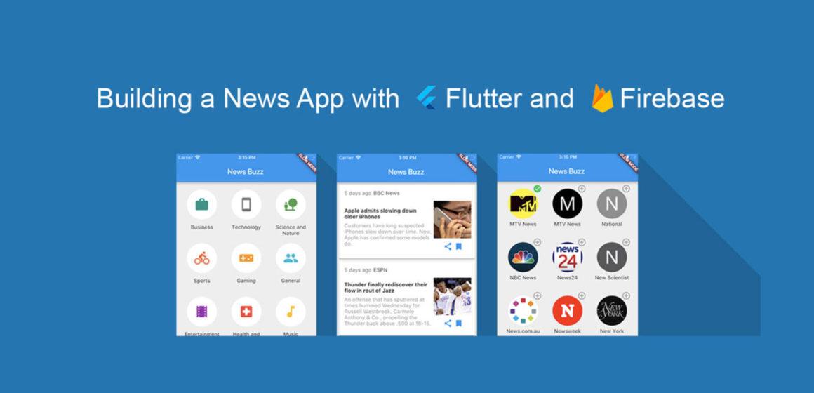 Flutter hands on: Building a News App
