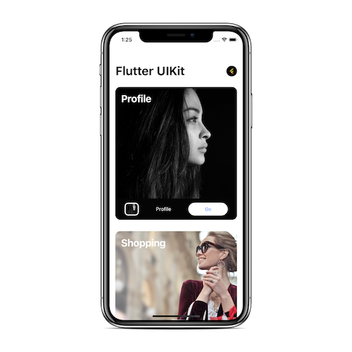 Flutter UIKit | ultimate collection of real world app's UIs