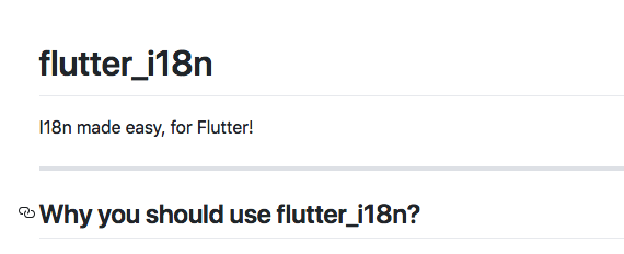 I18n made easy, for Flutter!