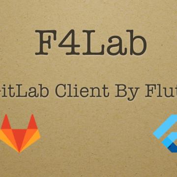 A GitLab client by Flutter