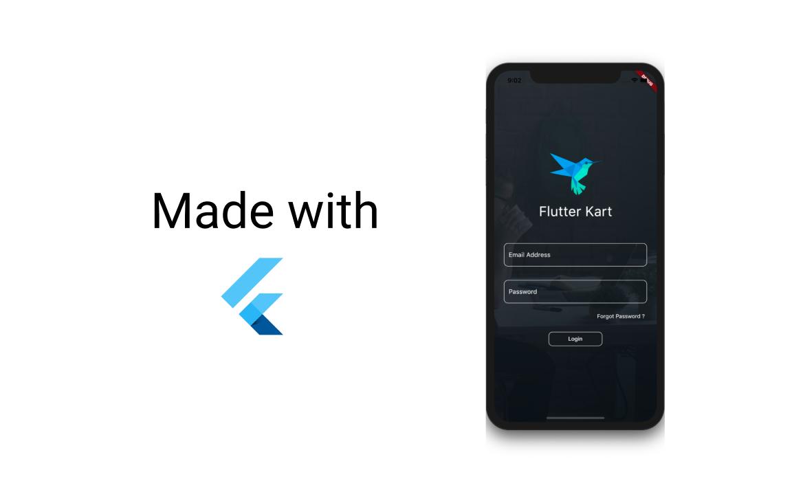 Sample flutter project based on udmey tutorial | Mobile App