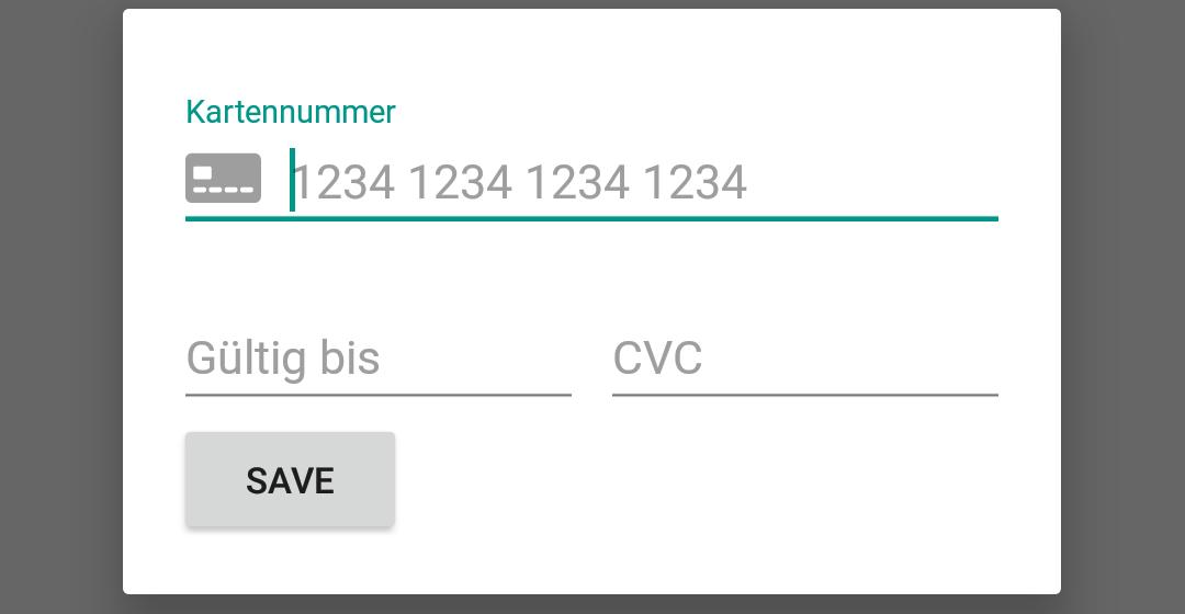 A flutter plugin with stripe payment plugin integration | Mobile App development