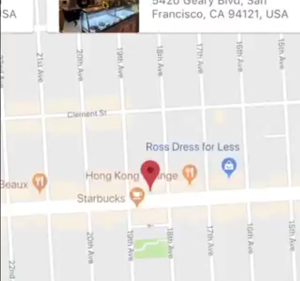 Google Maps for Flutter