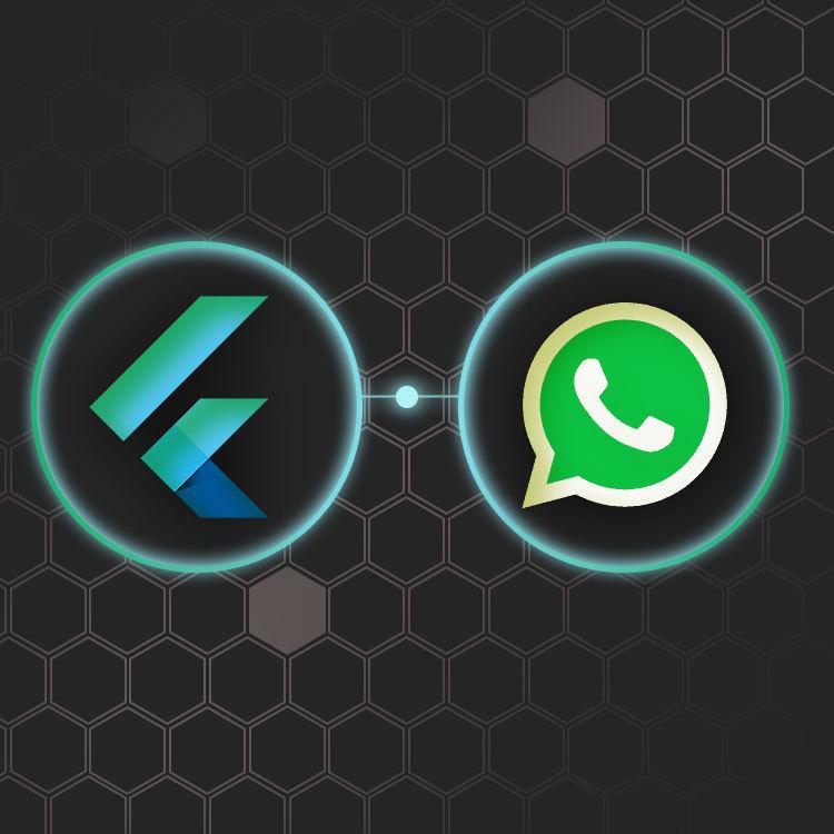 Whatsapp clone using Flutter