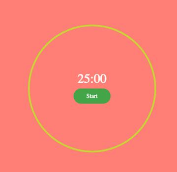 A simple Pomodoro timer written in Flutter web