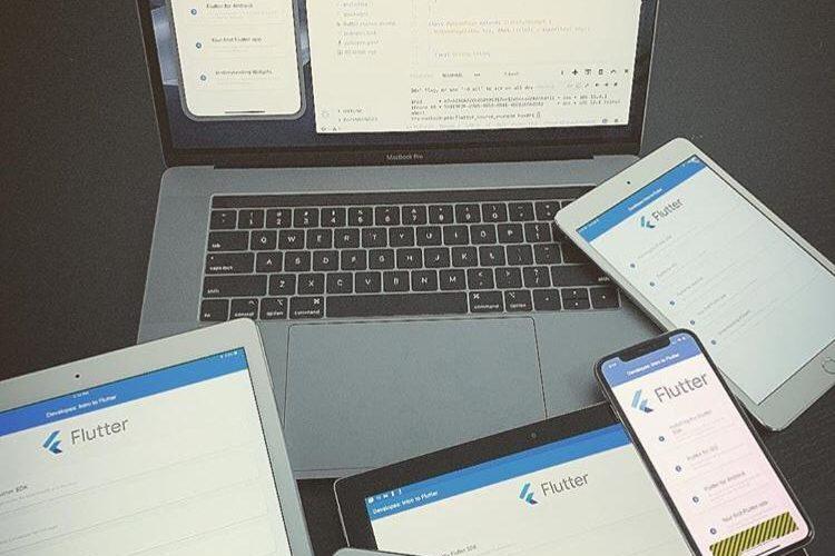 Cross Platform Apps Development.