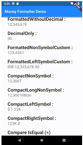"""""""FlutterMoneyFormatter"""" is a Flutter extension to formatting various types of currencies"""