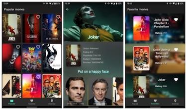 fmovies - Flutter showcase app