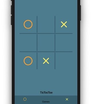 simple Tic Toc Toe app with flutter