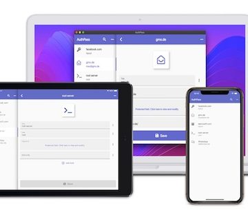 AuthPass – Password Manager based on Flutter for all platforms